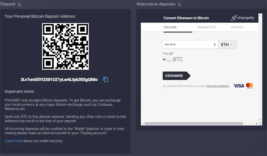 PrimeXBT Exchange Review, Detailed Guide on the PrimeXBT Exchange (P) 2